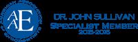 American Association of Endodontists Specialist Member
